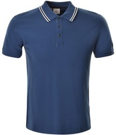 Pyrenex Lionel Polo T Shirt Blue