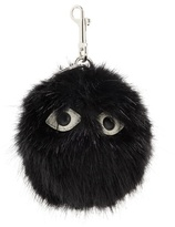 Stella McCartney Faux Fur Bag Charm
