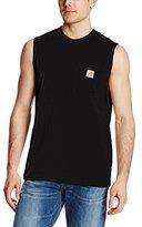 Carhartt Men's Workwear Pocket Sleeveless Midweight T-Shirt