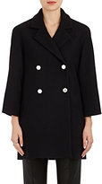 Osman Women's Estella Wool-Blend Double-Breasted Coat