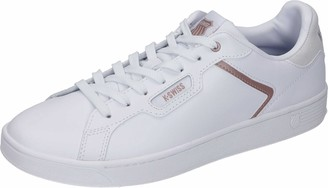 K-Swiss Women's Clean Court Ii Cmf Low Top Sneakers