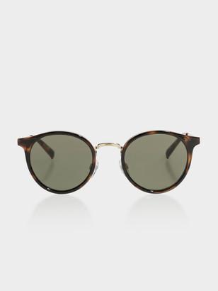 Le Specs Tornado Sunglasses in Tortoise