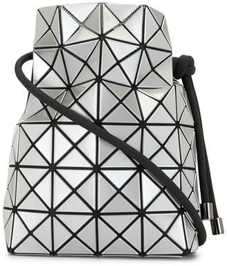 Bao Bao Issey Miyake Geometric Patterned Drawstring Bag