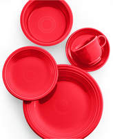 Fiesta Scarlet 5-Piece Place Setting