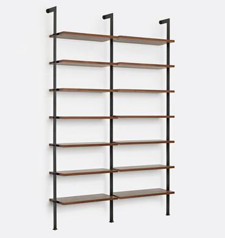 Rejuvenation Holgate Modular Double 7-Shelf Set