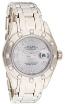 Rolex Peralmaster Watch