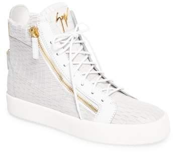 Giuseppe Zanotti High-Top Sneaker