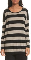 Vince Women's Wide Stripe Wool & Cashmere Sweater
