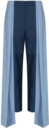 Aster Marta Jakubowski two-tone trousers