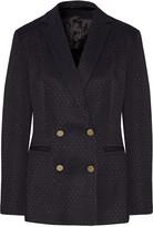 3.1 Phillip Lim Metallic woven blazer