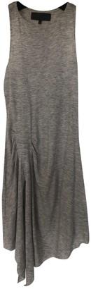 KENDALL + KYLIE Grey Dress for Women