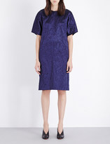 Jil Sander Centrum cotton-blend dress