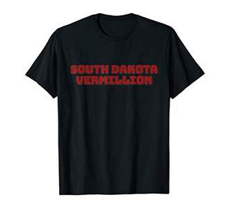 Dakota Knitting Style SOUTH VERMILLION Unique Tee Best Gift T-Shirt