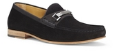 VINCE CAMUTO MENS Vince Camuto Miguel - Leather-Trimmed Bit Loafer