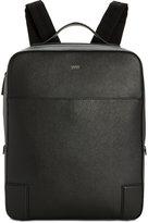 HUGO BOSS Men's Leather Digital Backpack