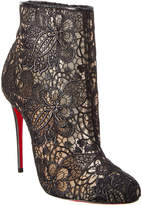 Christian Louboutin Miss Tennis Lace Ankle Boot