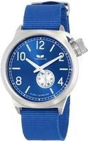 Vestal Men's CAN3N07 Canteen Zulu Analog Display Japanese Quartz Watch