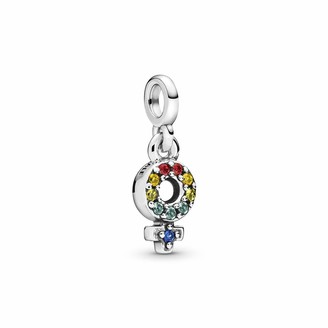 Pandora Women Sterling silver Not applicable Charm - 798382NRGMX