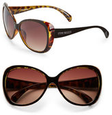 Steve Madden 57mm Cats-Eye Sunglasses