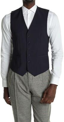 Reiss Wander Mixer Waistcoat Vest