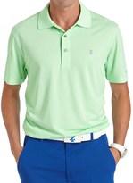 Izod Greenie Feeder Striped Polo Shirt - UPF 15, Short Sleeve (For Men)