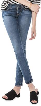 Silver Jeans Suki Mid-Rise Straight Jeans