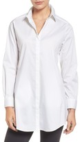 Foxcroft Women's Cici Stretch Poplin Tunic
