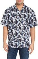 Tommy Bahama Conoa Garden Original Fit Silk Camp Shirt
