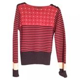 Marc Jacobs Red Wool Knitwear