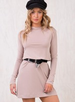 The Fifth Label The Fifth South West Long Sleeve Dress