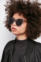 Urban Outfitters Neptune Shielded Cat-Eye Sunglasses