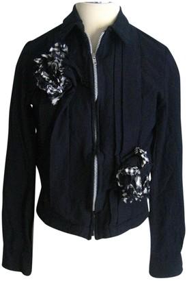 Comme des Garcons Black Polyester Jackets