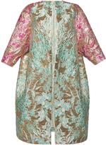 Francesco Scognamiglio Multi-toned Jacquard Coat