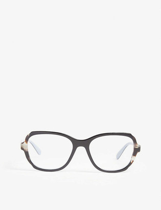 Prada Pr03vv square-frame glasses