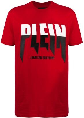 Philipp Plein Iconic Plein-print cotton T-shirt