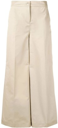 Boutique Moschino Tailored Palazzo Pants