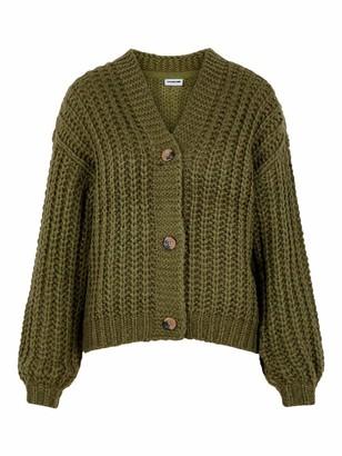 Noisy May Women's Nmsteve L/s Knit Cardigan Noos