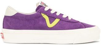 Vans Logo-Motif Lace-Up Sneakers