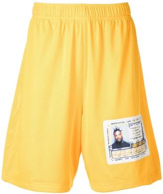 Supreme Graphic Print Shorts