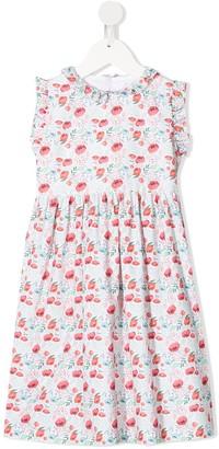 Mariella Ferrari Floral Print Summer Dress
