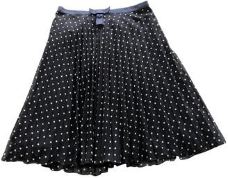 Valentino Red Blue Skirt for Women