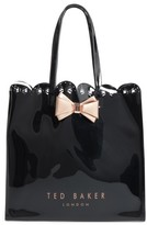 Ted Baker Bow Detail Large Icon Bag - Black