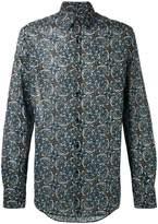 Fendi floral printed shirt