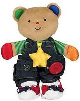Melissa & Doug Kids Teddy Wear Plush
