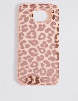 Marks and Spencer Samsung S6 Animal Print Phone Case