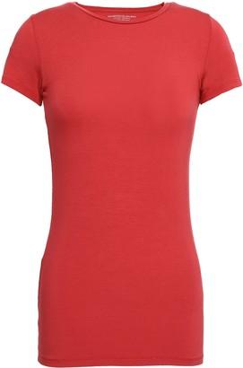 Majestic Filatures Stretch-jersey T-shirt