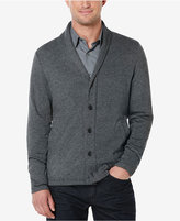 Perry Ellis Men's Marled Shawl-Collar Cardigan