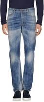Care Label Denim pants - Item 42580877
