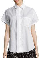 Nocturne 22 Cotton Short-Sleeve Shirt