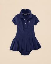 Ralph Lauren Infant Girls' Cupcake Dress - Sizes 3-24 Months
